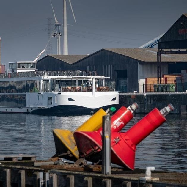 North Sea Port verwacht dit jaar meer dan 300 riviercruisers