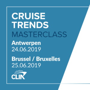 Cruise Trends Masterclass in België