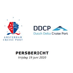 Persbericht – Corona verbindt Cruiseports